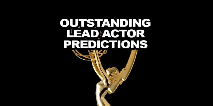 outstanding lead actor betting predictions