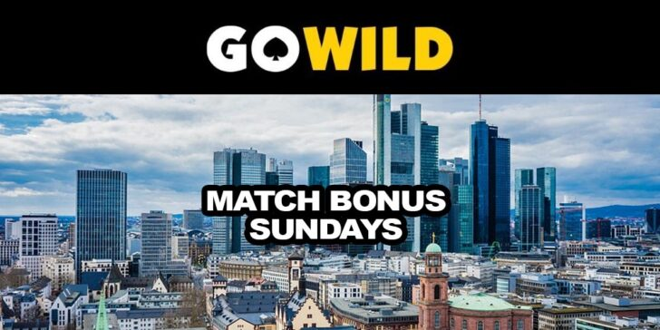 match bonus every Sunday