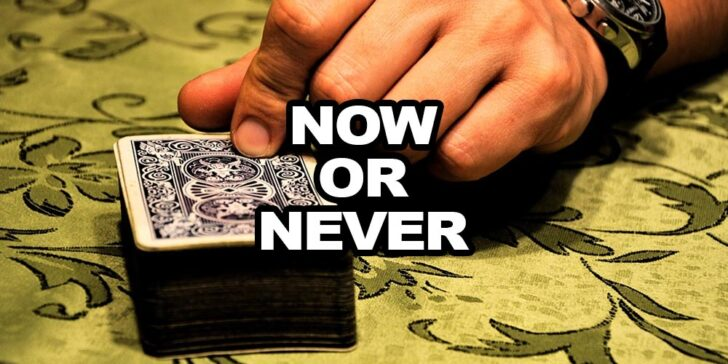 Play Now or Never: Gambling Games That Will Disappear Soon