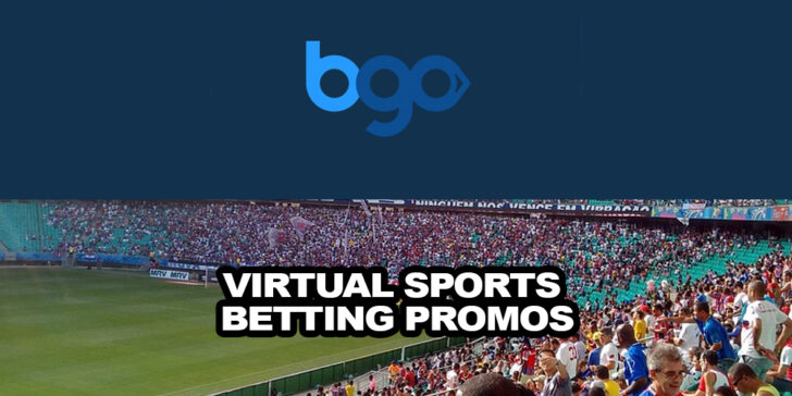 virtual sports betting promos