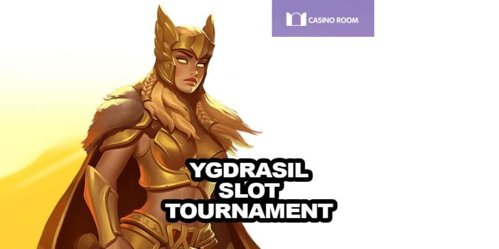 Yggdrasil Slot Tournament. Win Your Share With Casino Room.