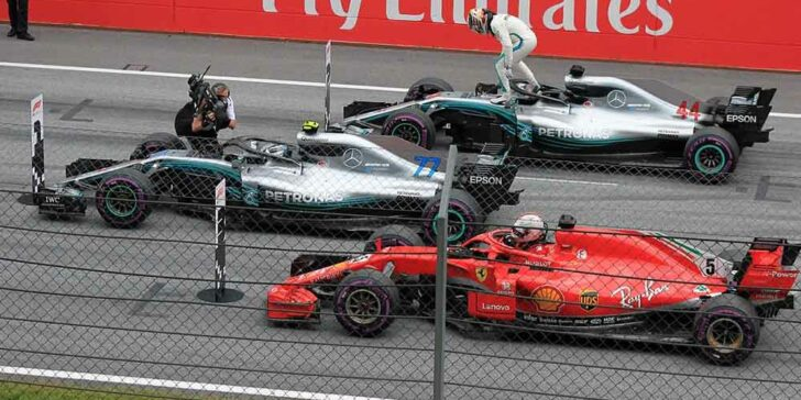 2020 Odds On F1