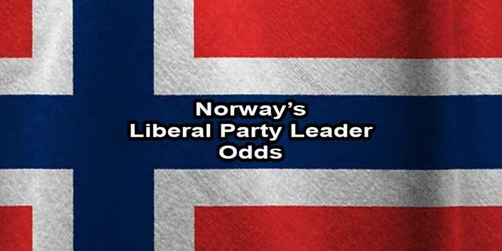 Norway's Liberal Party leader Odds