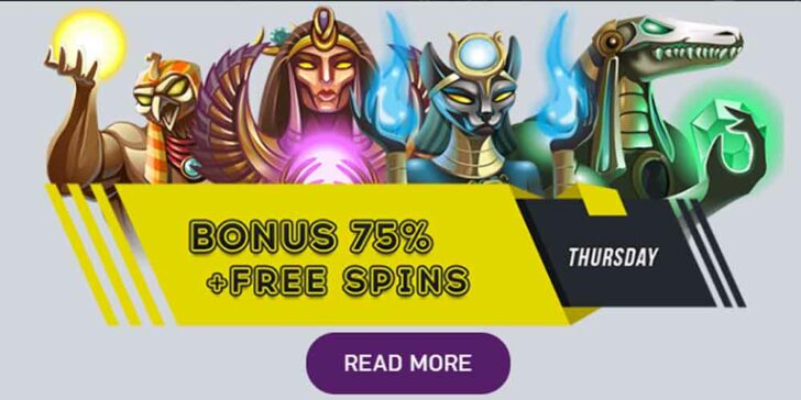 Win Free Spins Every Tuesday