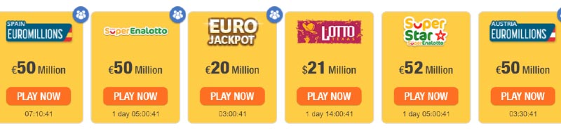 Where to play the Irish Lottery online, how to purchase Irish Lottery tickets on the internet