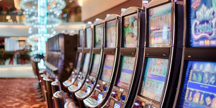 slot machines based on tv shows