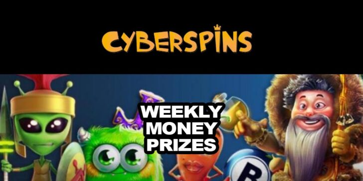 weekly money prizes