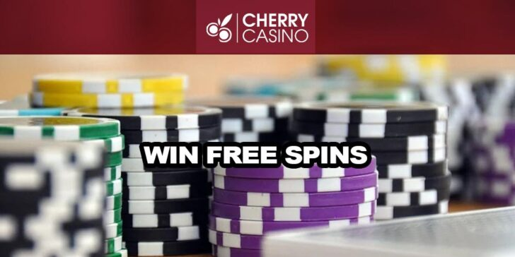 Win free spins and cash