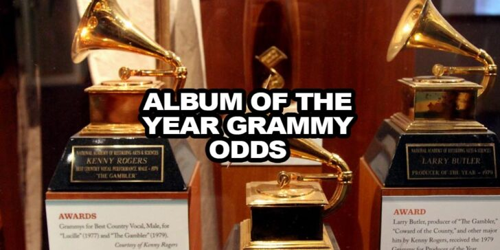 Album of the Year Grammy Odds