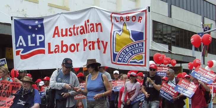 bet on the next Australian Labor party leader