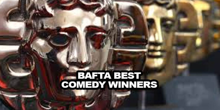 Bet on the Best Comedy winners at BAFTA