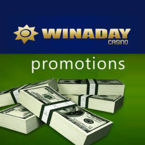 Cash Giveaway for June 2020 at Win A Day Casino