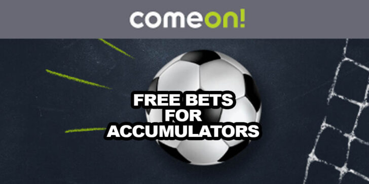 free bets for accumulators promo