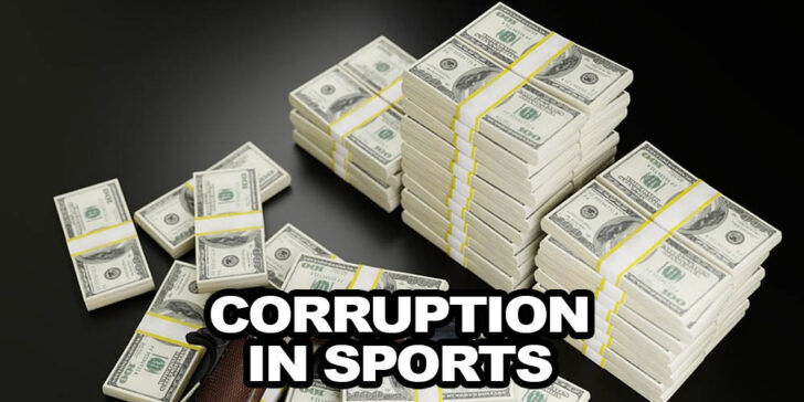 biggest corruption scandals in sports