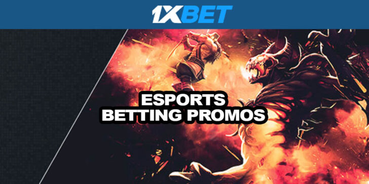 eSports betting promotions this month