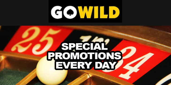 Special Promotions Every Day