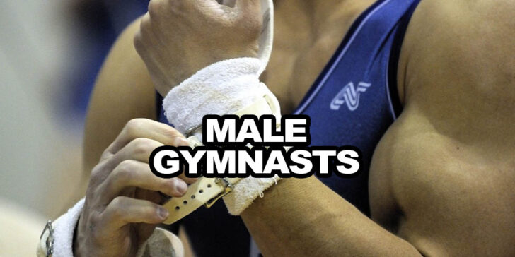 best male gymnasts of all time