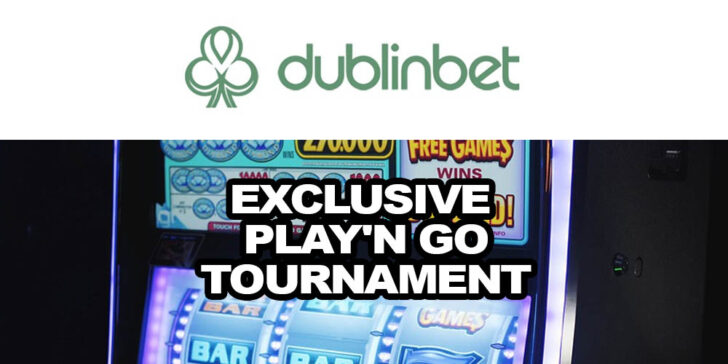 exclusive Play'n Go slot tournament