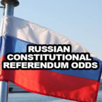 Russian Constitutional Referendum Odds on the Turnout