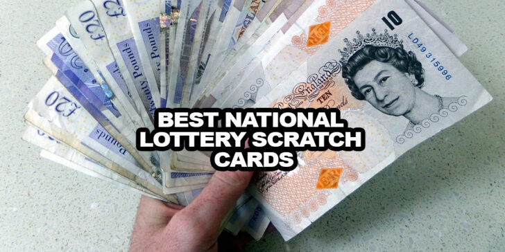 best national lottery scratchcards to win on