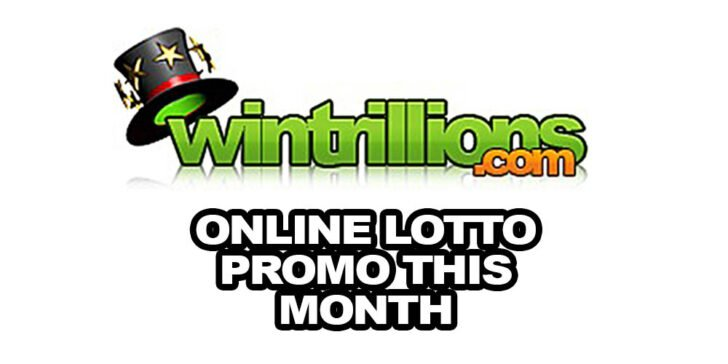 online lotto promo this month