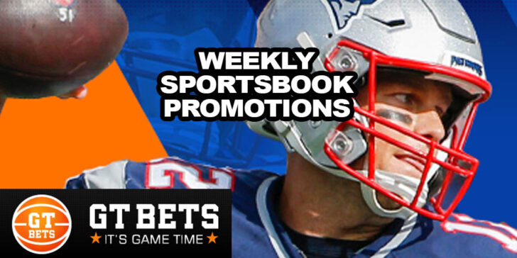 weekly sportsbook promotions in email