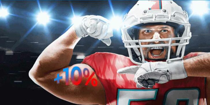 Daily Accumulator Promotion – Get a 10% Increase in the Odds