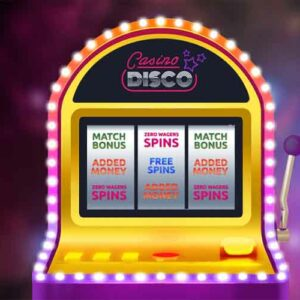 Mystery Bonus Every Day at Casino Disco – Get Free Spins and More