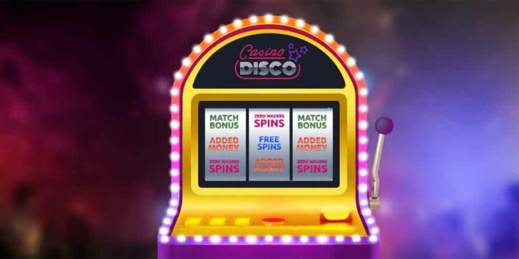 Mystery Bonus Every Day At Casino Disco Get Free Spins And More