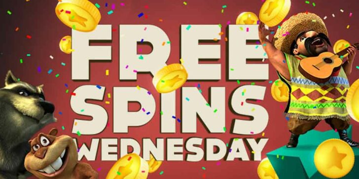 Wednesday Free Spins At Bitstarz Casino Get Up To 200 Spins Gamingzion
