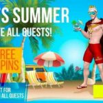 Win Free Spins This Summer at King Billy Casino – 750 Spins To Be Won