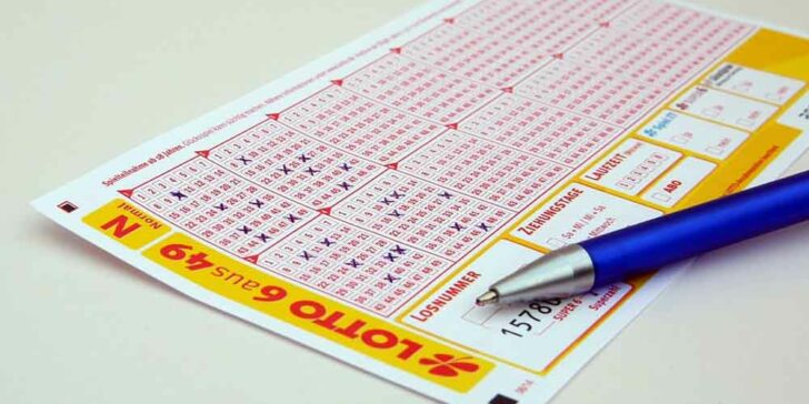 Plain Old Luck Beats Out Even Winning Lottery Strategies