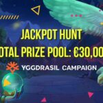 Yggdrasil Slot Tournament at Booi Casino – Win Your Share of €30 000