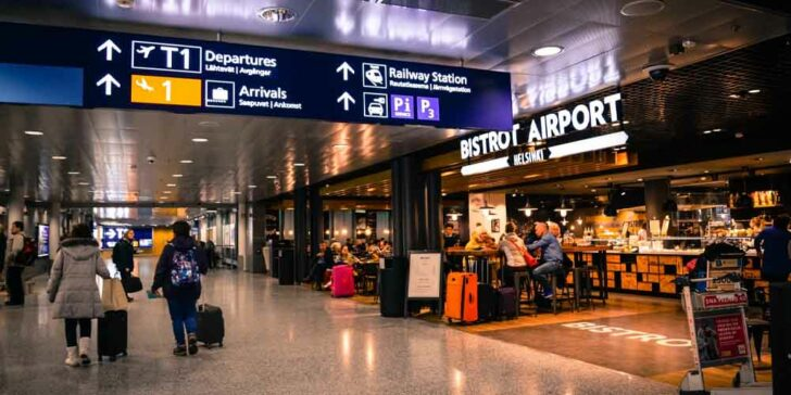 best airport casinos in the world