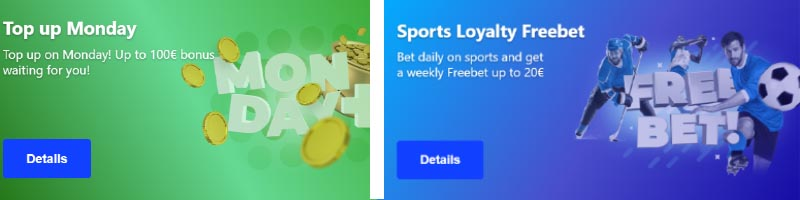 About Betmaster Sportsbook Promotions