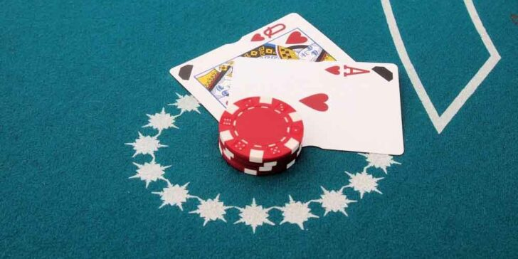 online blackjack types of jackpot