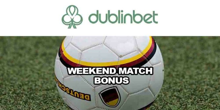win weekend match bonus
