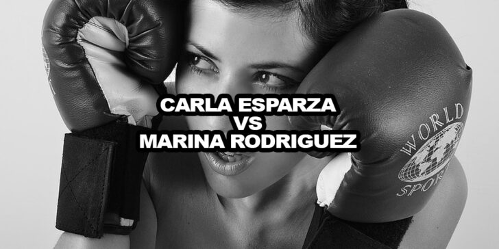 bets on Carla Esparza vs Marina Rodriguez