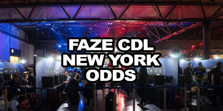 CDL New York odds