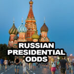 Russia's Next President Odds Revealed