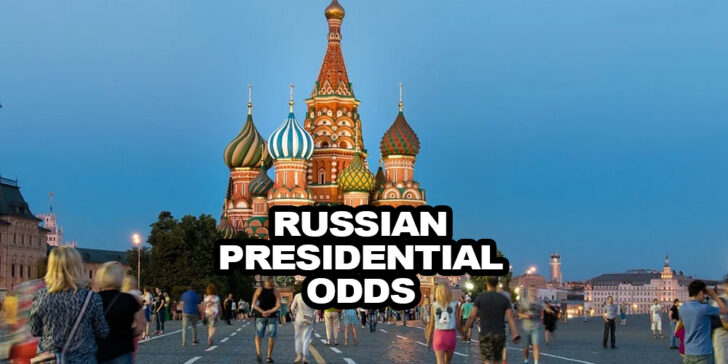 Russia's next president odds