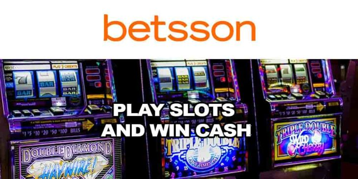play slots and Win Cash