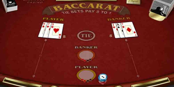 how to become a professional baccarat player