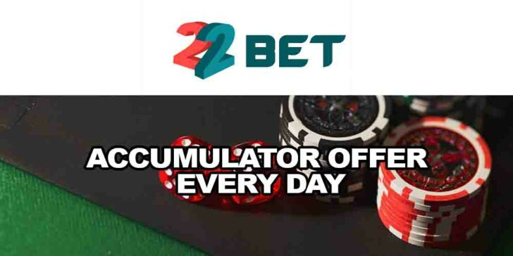 Accumulator Offer Every Day