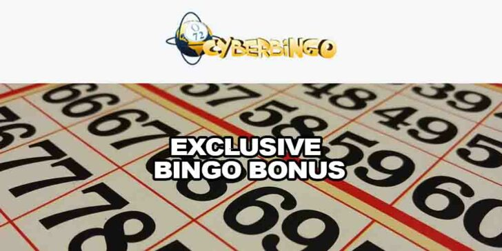 exclusive bingo bonus for August