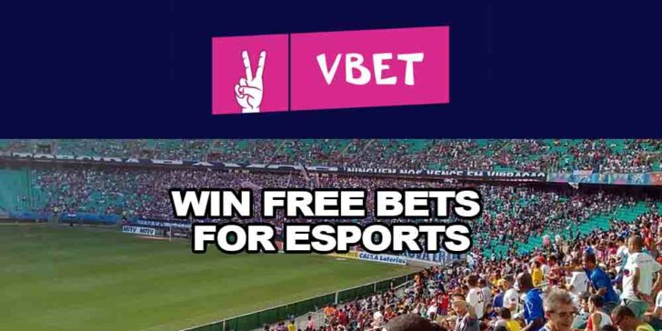 Win Free Bets for eSports