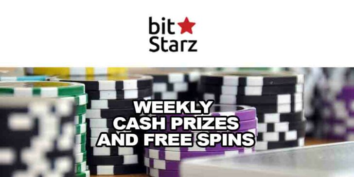 Weekly Cash Prizes and Free Spins at Bitstarz Casino – €5,000 for Grabs