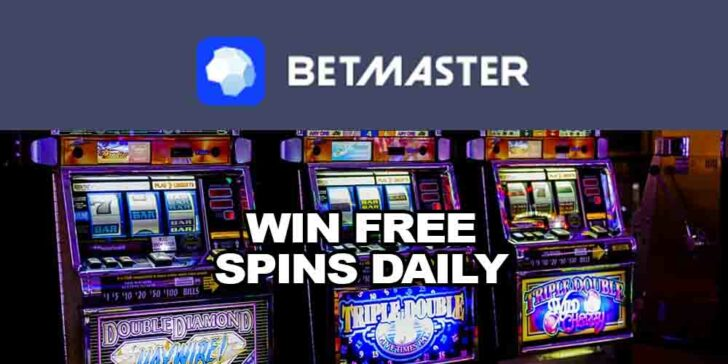 Win free spins daily