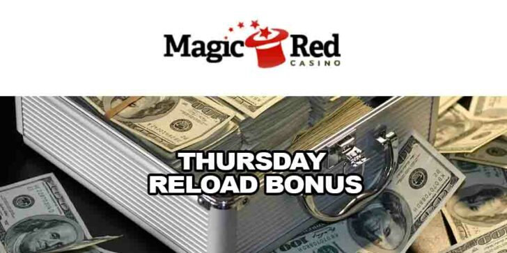 Thursday Reload Bonus