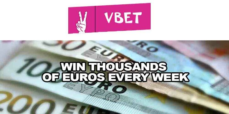 win thousands of Euros every week